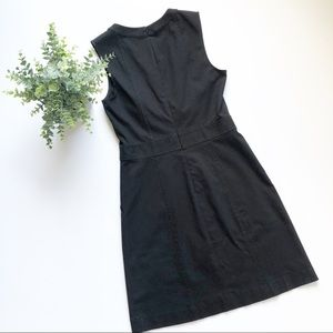 Theory Shift Dress with Pockets Size 6